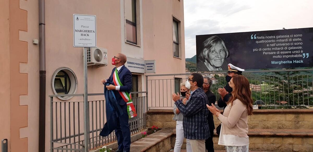 Montecorvino Rovella commemora Michael Collins e Margherita Hack