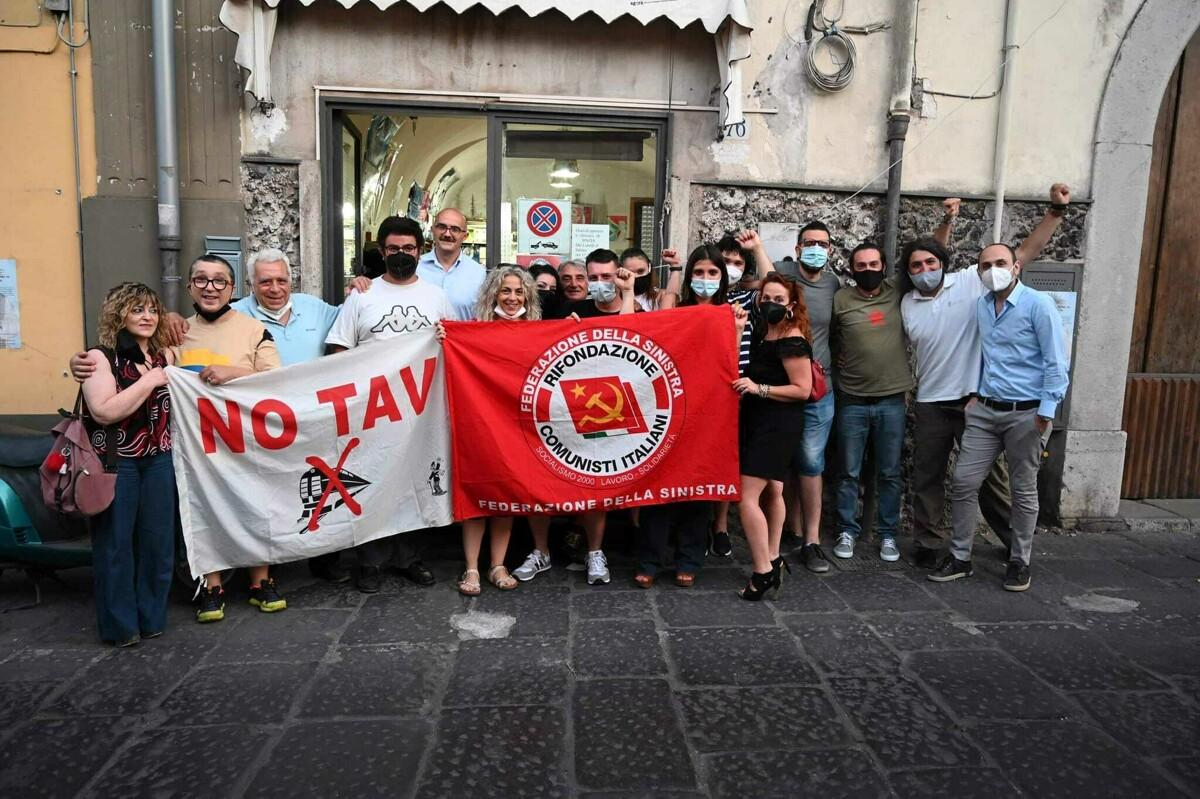 Congresso Rifondazione Comunista a Cava: ecco i nuovi componenti del direttivo
