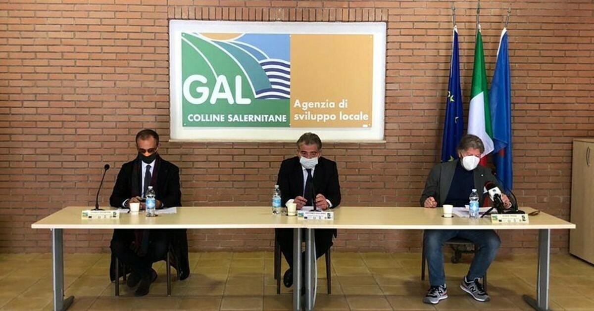 """Progetto di Cooperazione Transnazionale: la presentazione del """"Gal Colline Salernitane"""""""