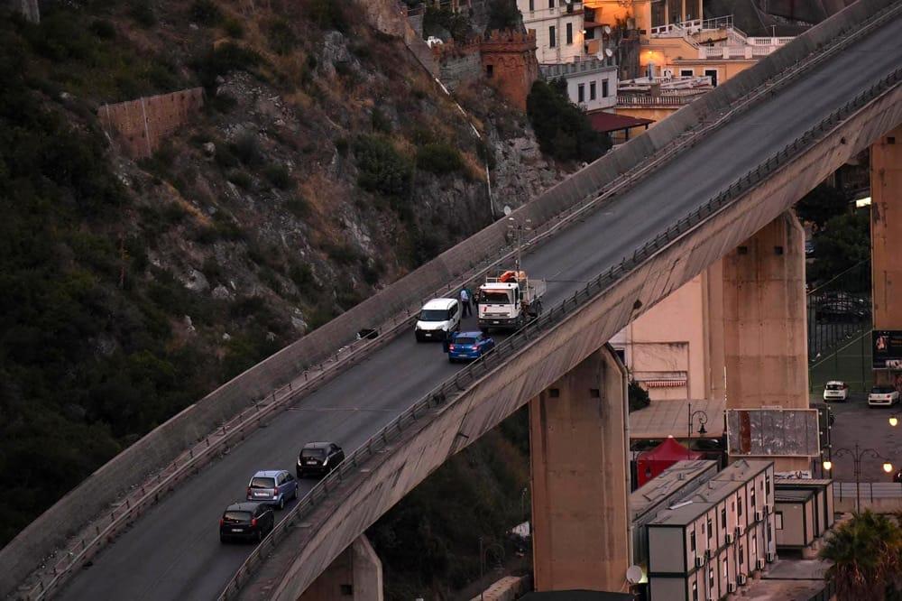 Viadotto Gatto, proseguono i lavori di messa in sicurezza: l'annuncio del vice sindaco di Salerno