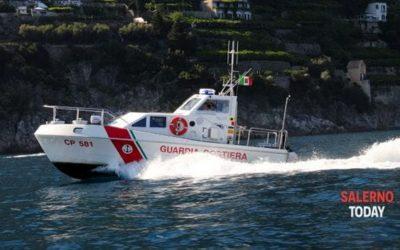 Cilento: super lavoro per la Guardia Costiera, soccorsa una 41enne