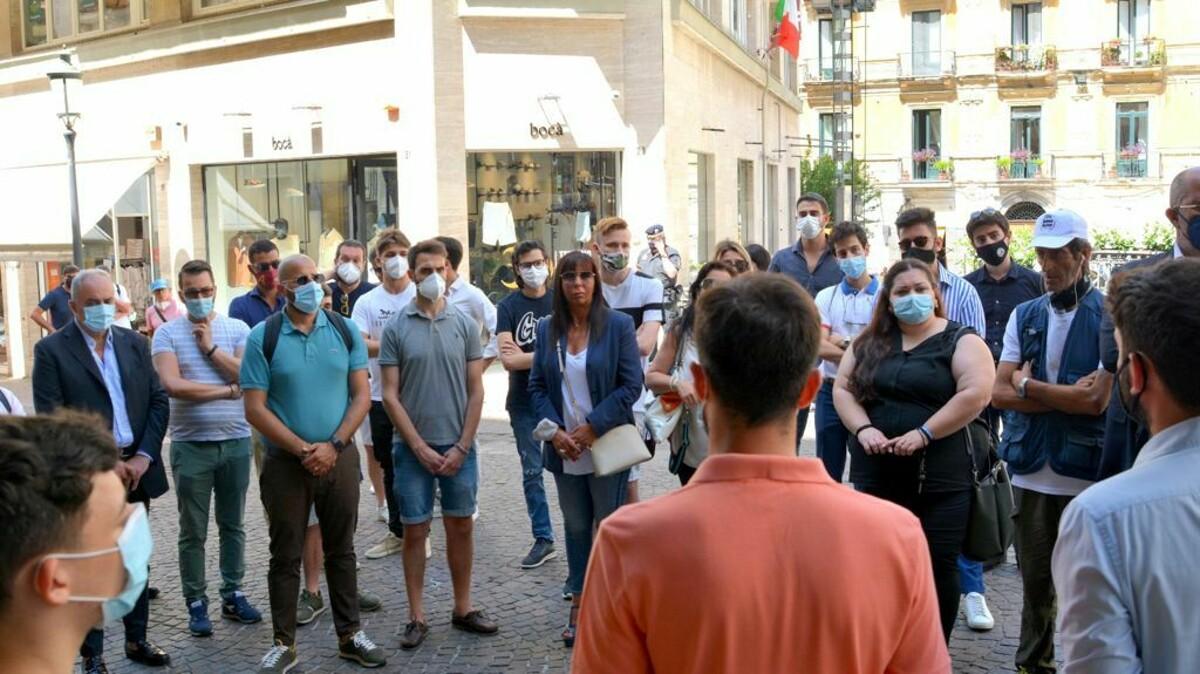 Gioventù Nazionale e Fratell'Italia Salerno rispondono alle dichiarazione dell'Anpi