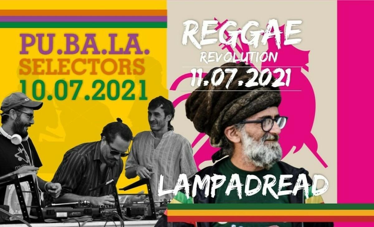 Lampadread Reggae Revolution: l'onda musica travolge il Dum Dum Republic