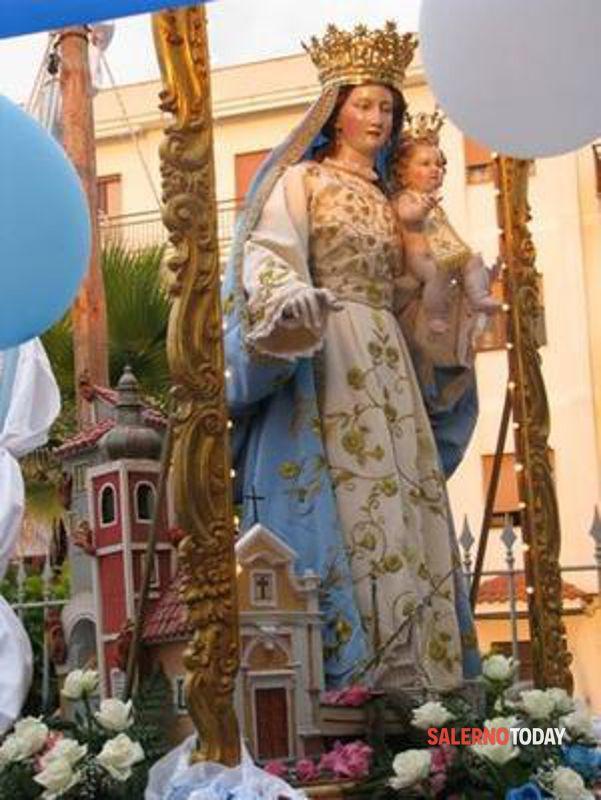 Covid, ad Agropoli niente fuochi pirotecnici per la festa della Madonna di Costantinopoli