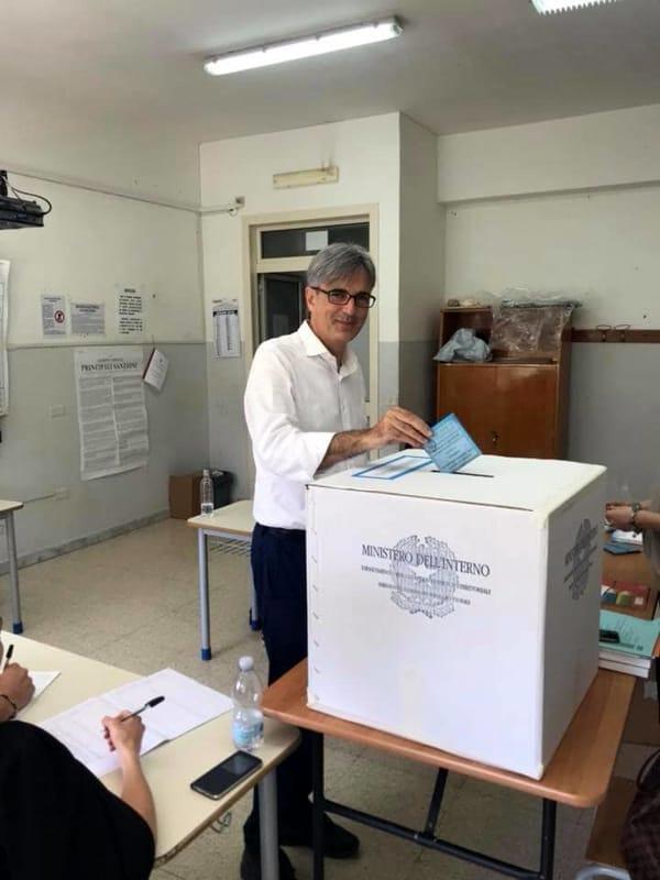 Fratelli d'Italia, aderisce il sindaco di Campagna Roberto Monaco