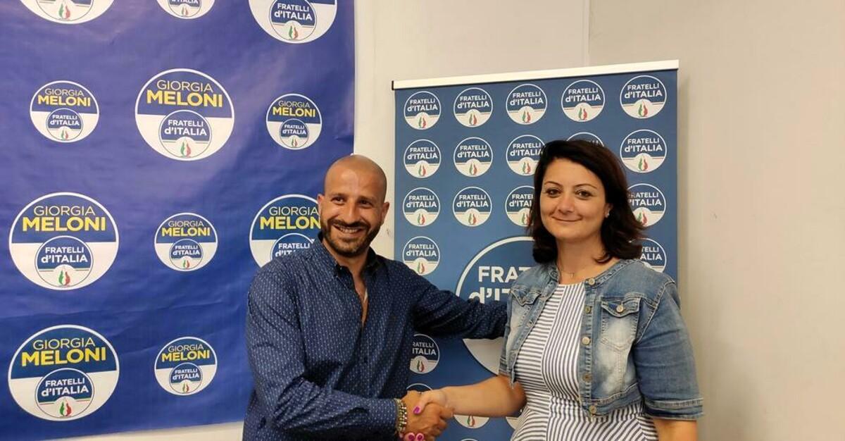 Provincia di Salerno, in FdI esce Marco Iaquinandi ed entra Sonia Alfano