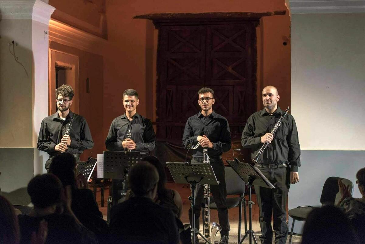 """I """"Cameristi del Martucci"""" in concerto al Teatro dei Barbuti di Salerno"""
