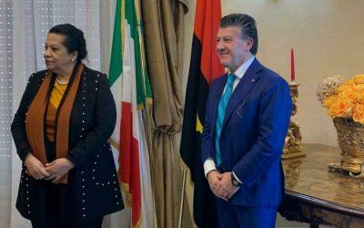 Salerno diventa internazionale: grandi opportunità di interscambio Angola-Italia