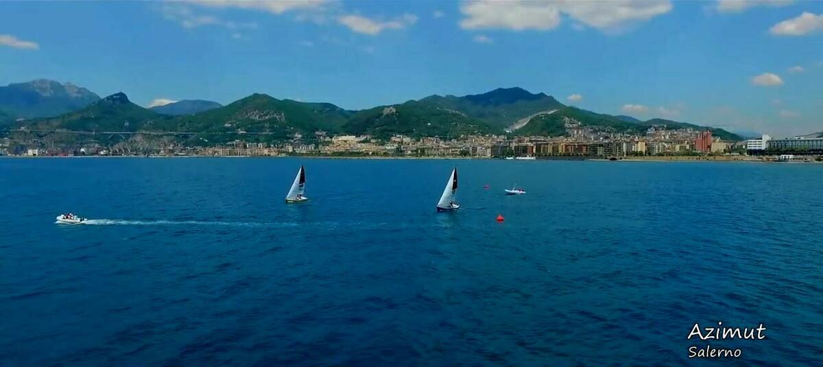 """Barca a vela, al via la terza edizione del campionato mondiale """"Homerus-Azimut Salerno scsd"""""""