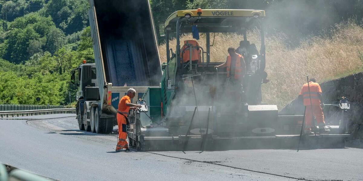Montecorvino Rovella e Olevano sul Tusciano, partono i lavori sulla SP 428