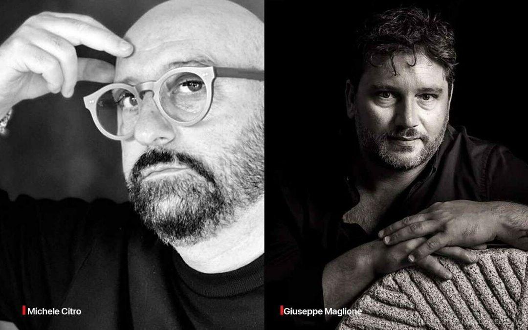"""""""Daniele Gourmet"""", un'isola di green-food a Salerno: la sfida di Joe Maglione e di Michele Citro"""