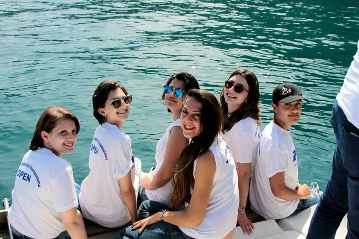 OPEN Onlus, doppio appuntamento a Salerno: veleggiata nel golfo e concerto di solidarietà