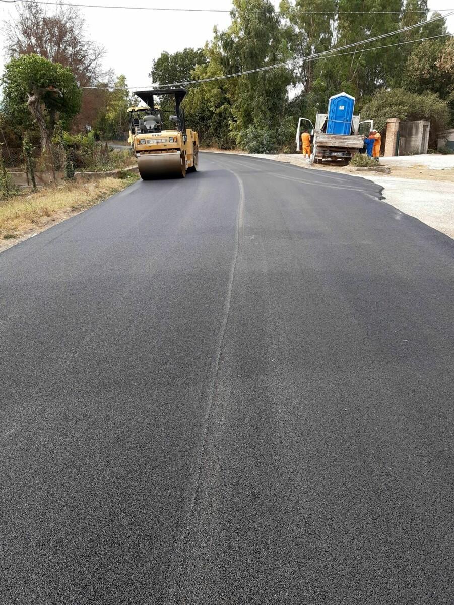 Altavilla Silentina, al via i lavori di messa in sicurezza sulla strada provinciale 174