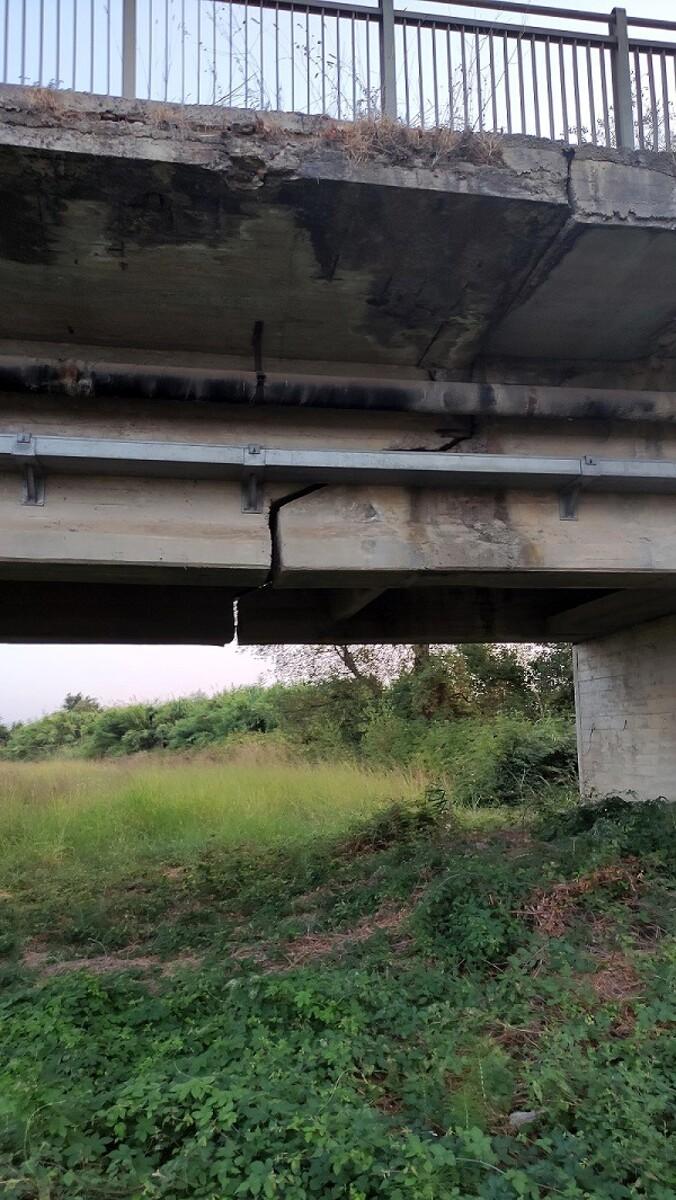 Allarme sicurezza sul Ponte sul Fiume Alento: Alfano scrive al presidente della Provincia