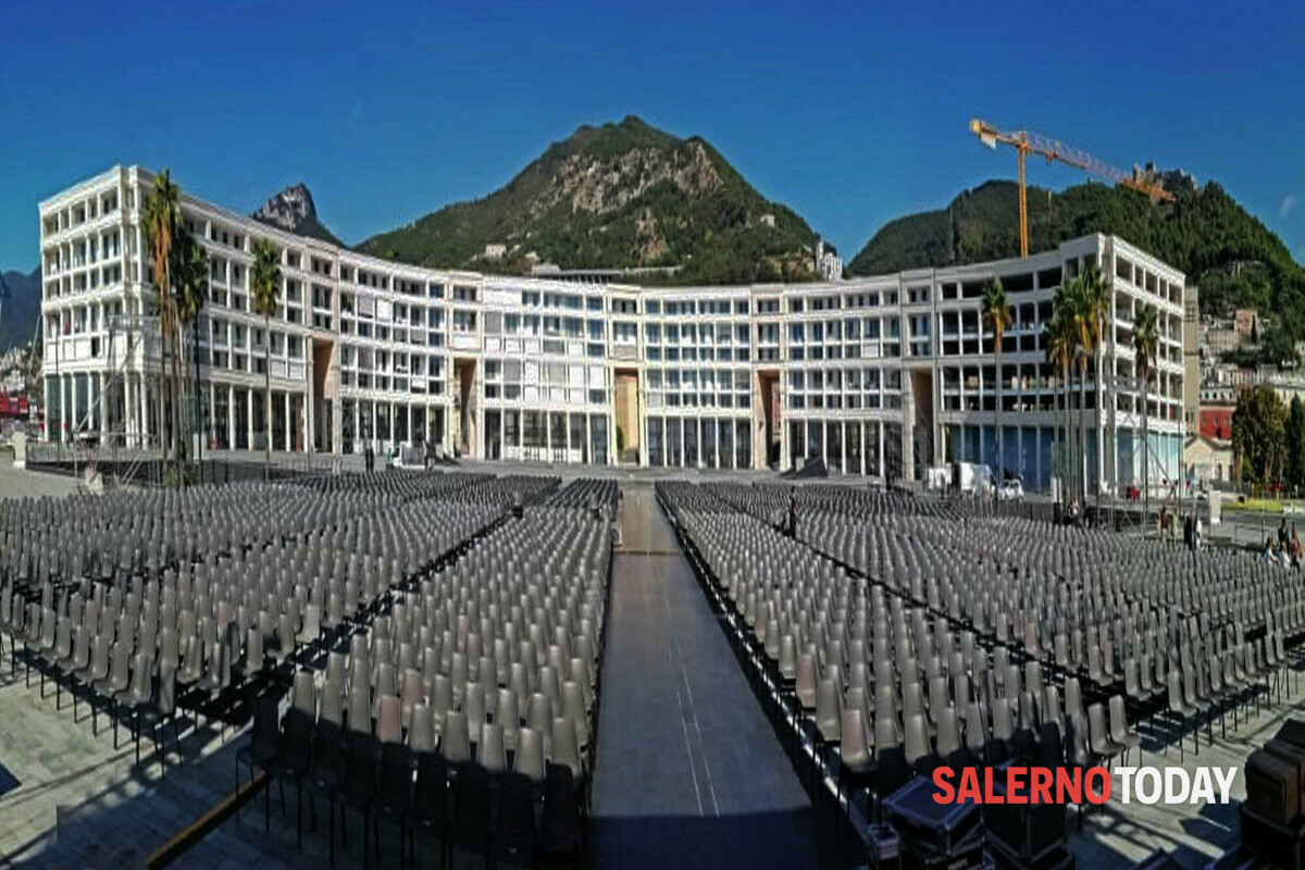 Salerno celebra San Matteo: grande attesa per il Pontificale in Piazza della Libertà
