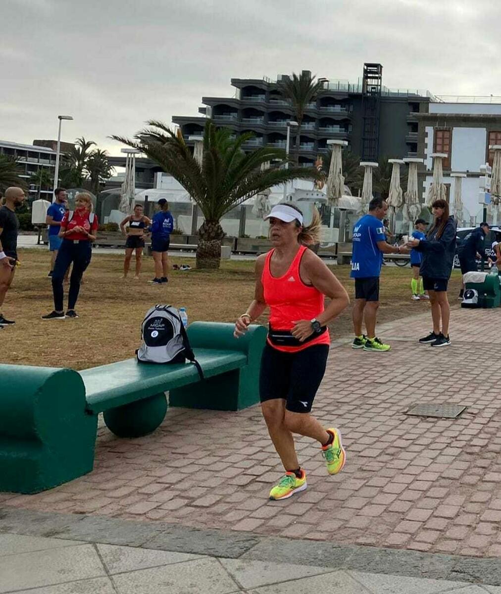 Reduce dell'operazione al legamento crociato e del Covid, Maria Napoli approda alla Berlin Marathon