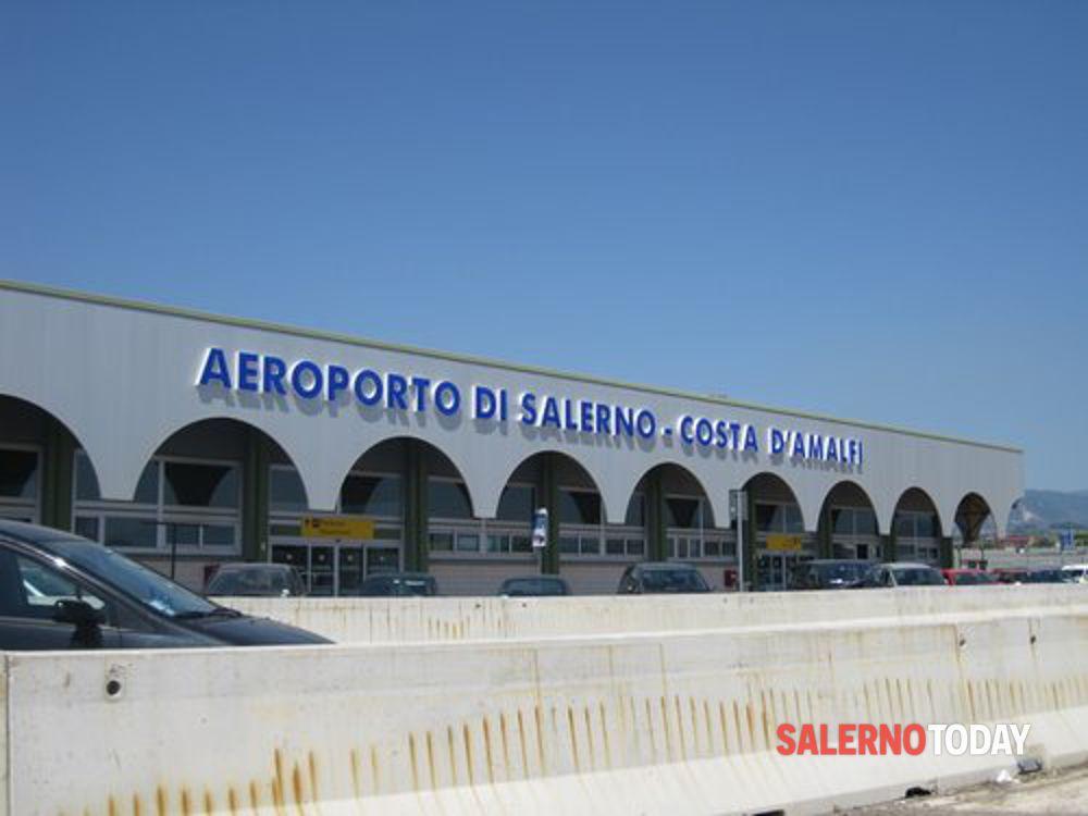 """Aeroporto di Salerno, il M5S: """"Sarà rilanciato grazie nostro lavoro"""""""