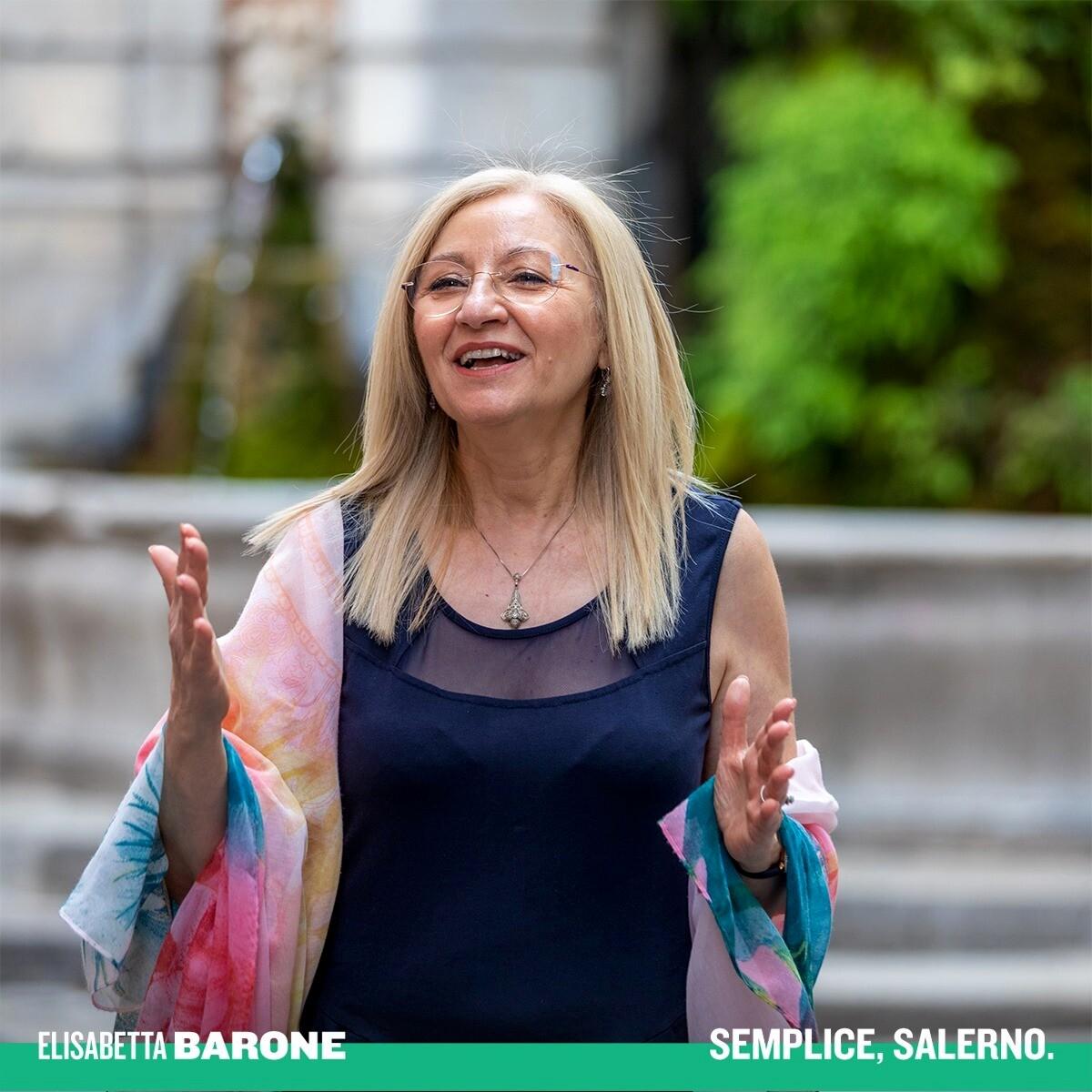 Elezioni a Salerno, ecco le liste a sostegno di Elisabetta Barone