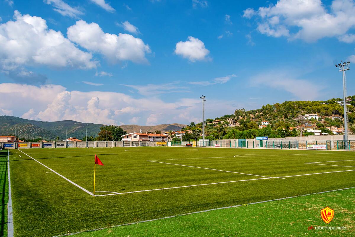 Progetto per il campo sportivo A. Carrano di Santa Maria: finanziamento da mezzo milione