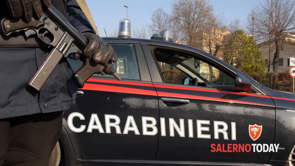 """Droga a Salerno, operazione """"Porta a porta"""": blitz dei carabineri, scattano arresti e denunce"""