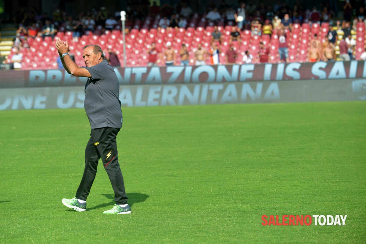 "Salernitana-Atalanta, parla Castori: ""Noi ci salviamo"""