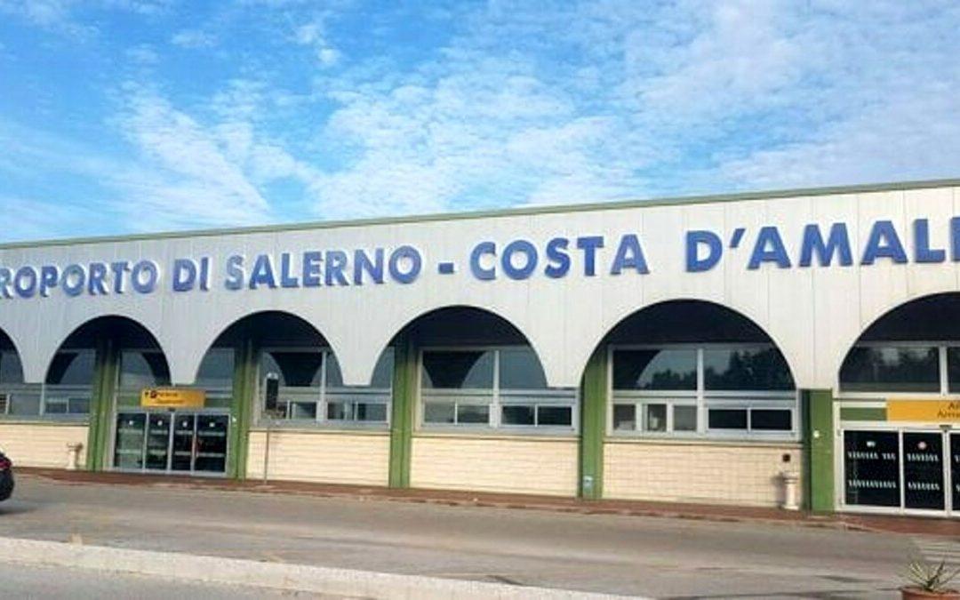 Comunicazioni inviate dalla Gesac per l'indennità di esproprio per la realizzazione dell'aeroporto Costa d'Amalfi