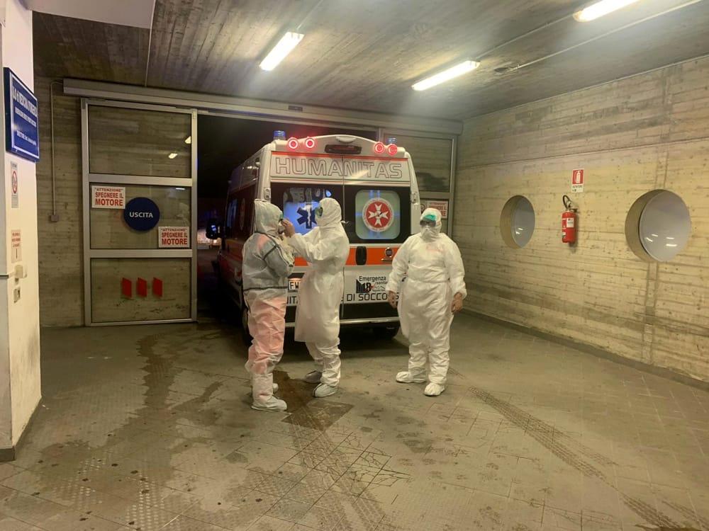 Covid-19: sale il numero dei contagi in provincia, i dati del Ministero