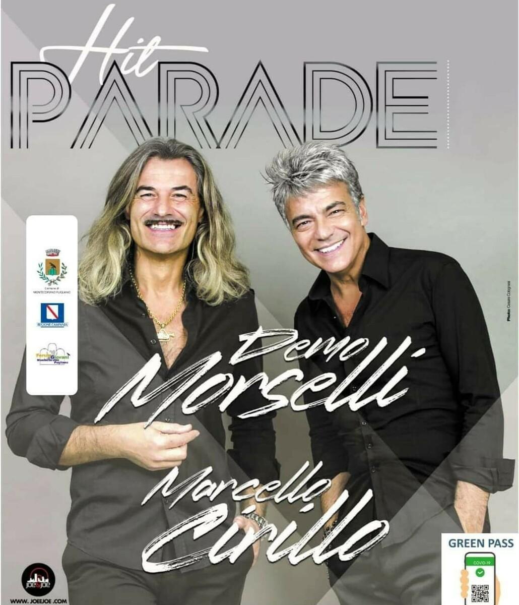 Demo Morselli e Marcello Cirillo: è tutto pronto per il concerto a Montecorvino Pugliano