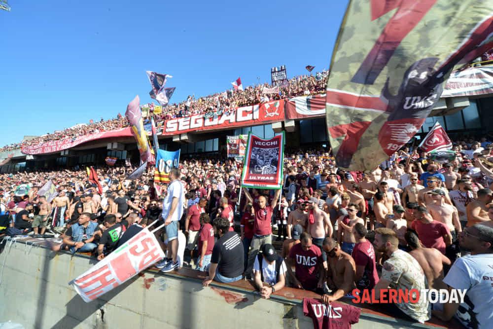 Torino-Salernitana, assalto ai biglietti: in via di esaurimento la scorta settore ospiti