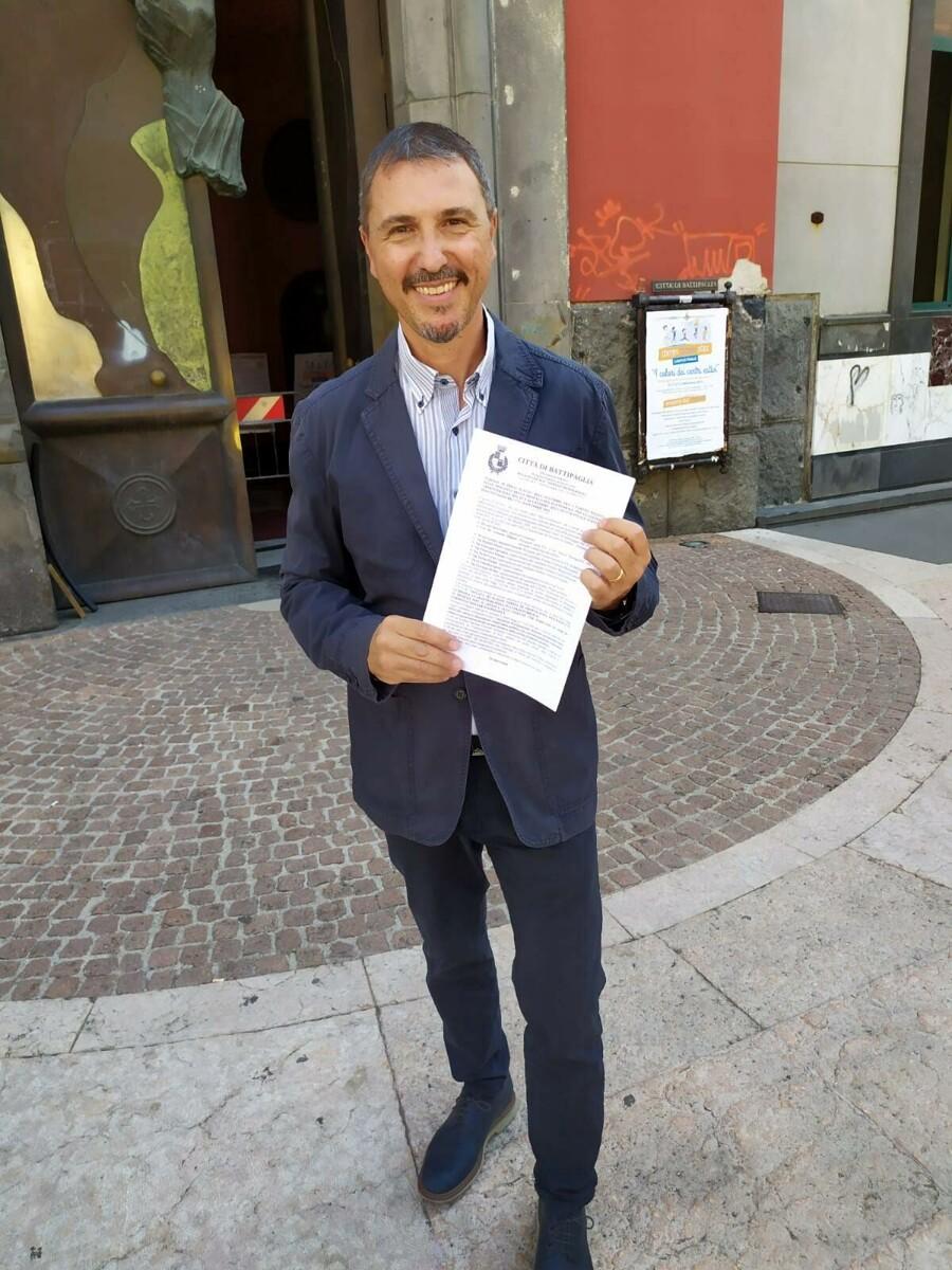 """Elezioni comunali: Farina (M5S) lancia il """"patto per il decoro elettorale di Battipaglia"""""""