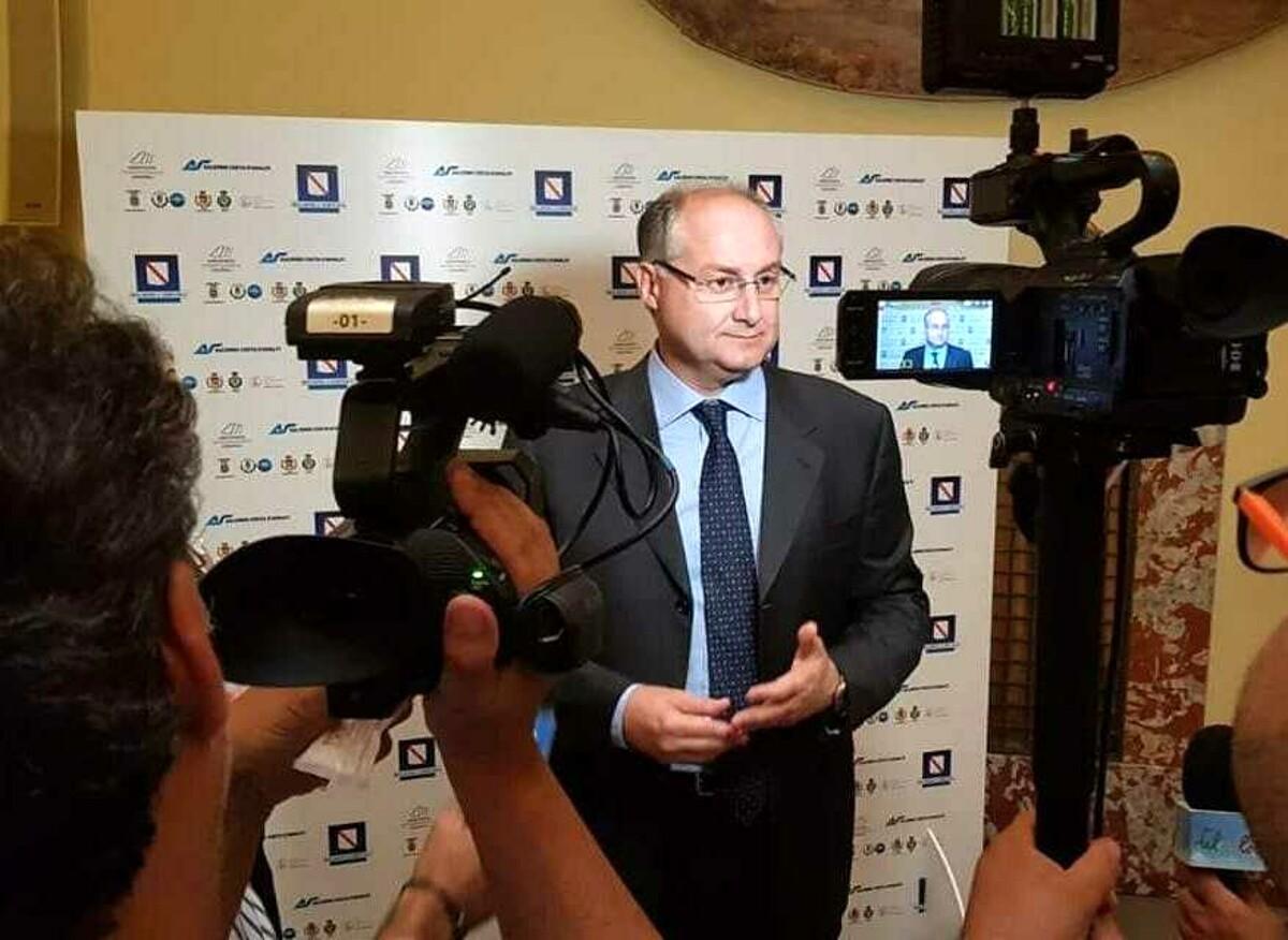 Pisciottana: al via la gara per i lavori di 20 milioni di euro, parla Strianese