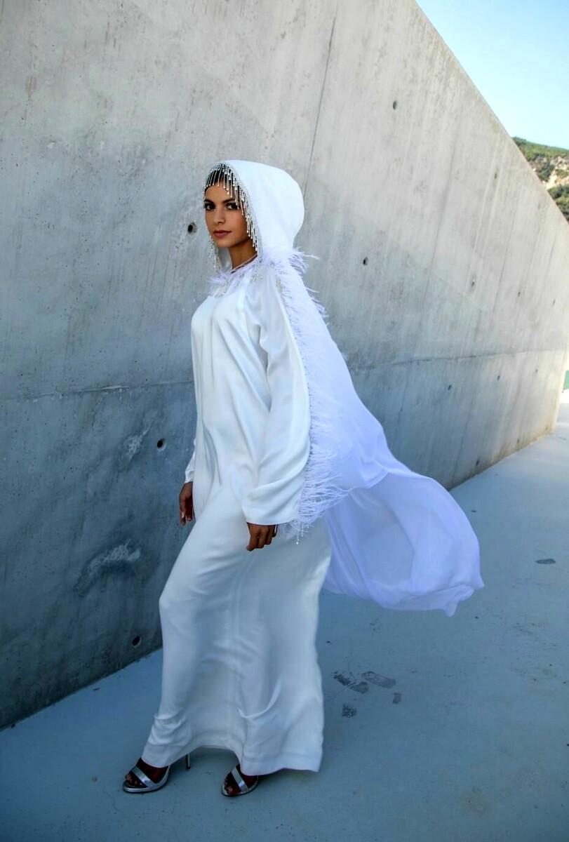 Evening Dresses Show alla stazione marittima di Salerno: in passerella anche l'outfit che veste la donna musulmana