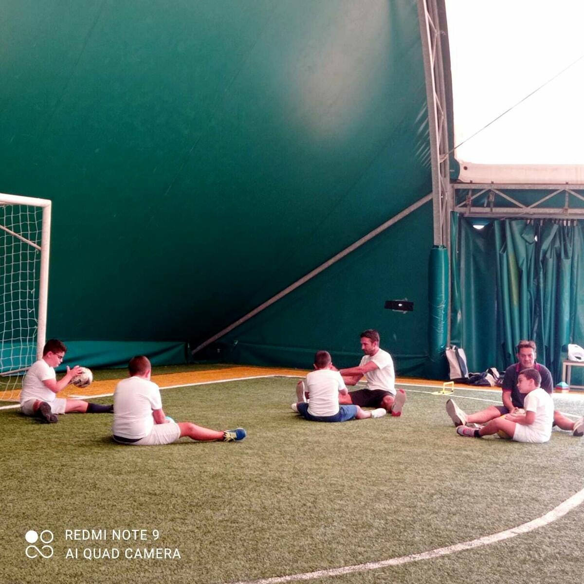 """""""Il Calcio è per tutti"""", riparte il progetto per i ragazzi disabili"""
