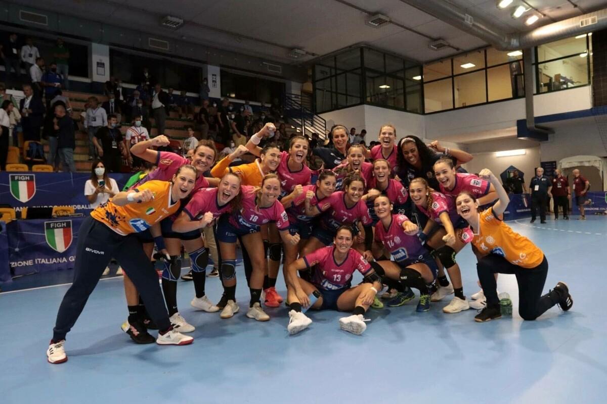 La Jomi Salerno vince la sesta Supercoppa della sua storia