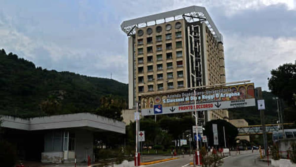 Incidente vicino al Campus di Baronissi: giovane in ospedale