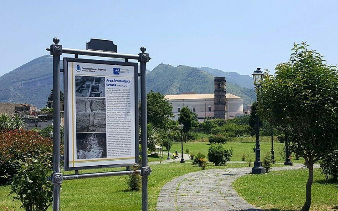 Sabato al parco: musica e arte all'interno dei siti archeologici di Nocera Superiore