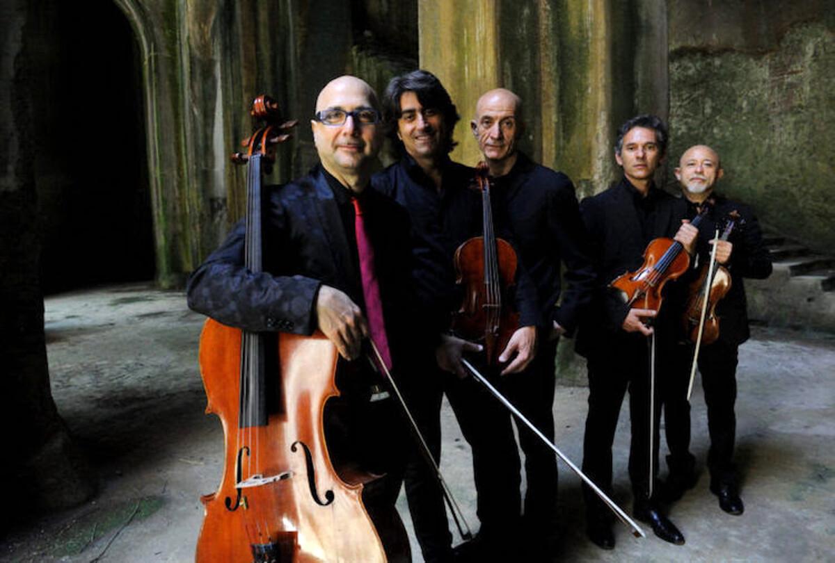 Peppe Servillo & Solis String Quartet in concerto: a Capaccio cresce l'attesa