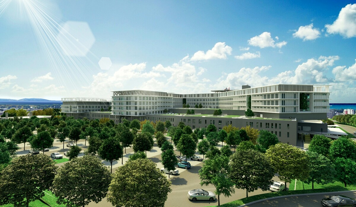 Nuovo ospedale a Salerno, la Regione avvia le procedure per l'approvazione del progetto: i tempi e i dettagli