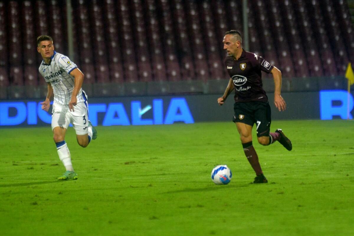Salernitana senza Ribéry contro il Sassuolo: parla Castori