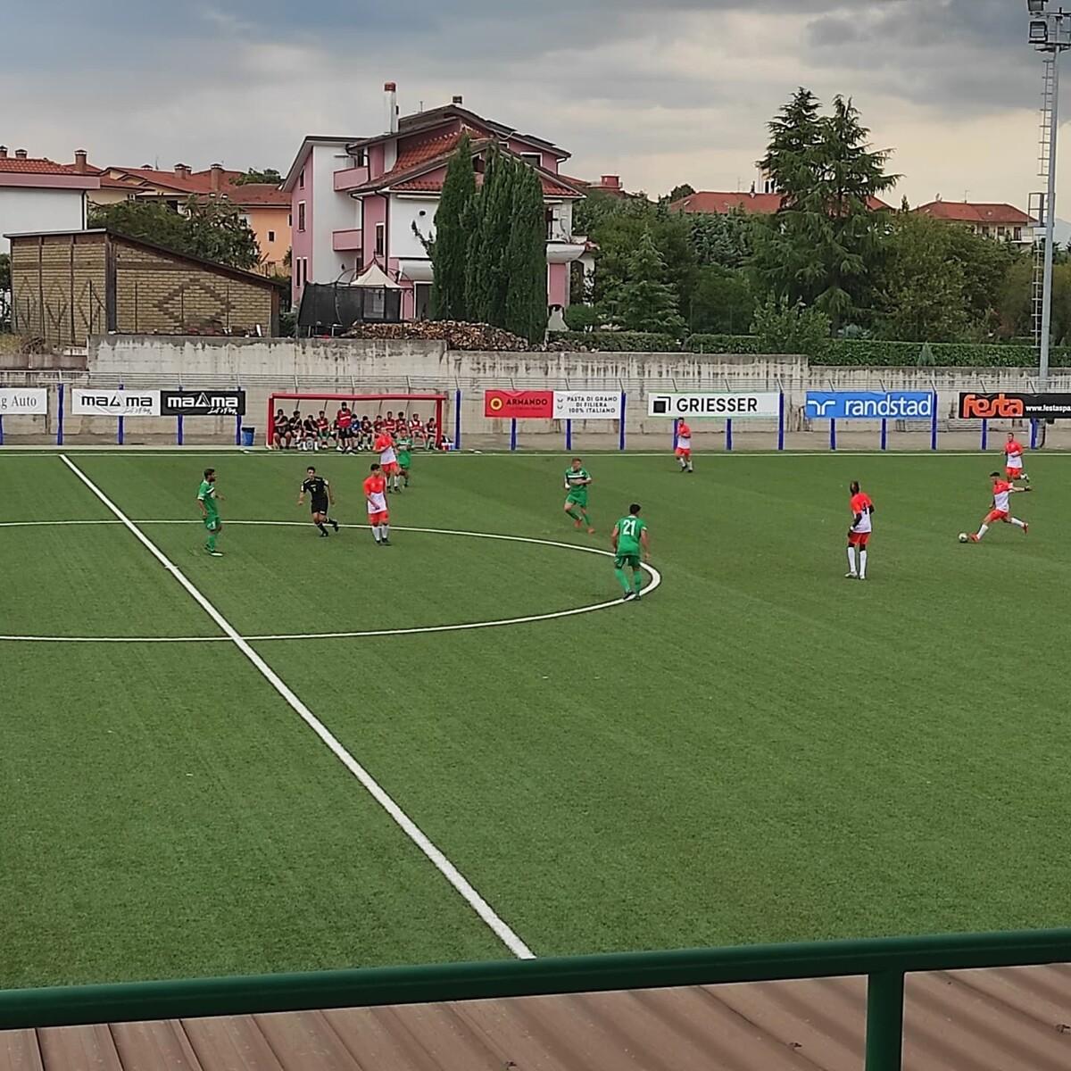 Il Salernum Baronissi fa 2-2 in Coppa Italia