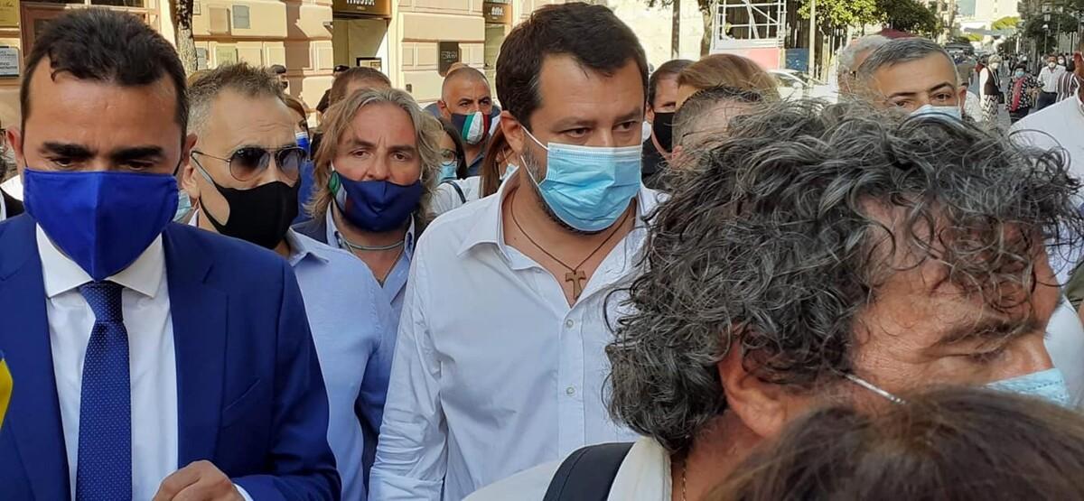 """Elezioni 2021, torna Matteo Salvini per presentare la lista """"Prima Salerno"""""""
