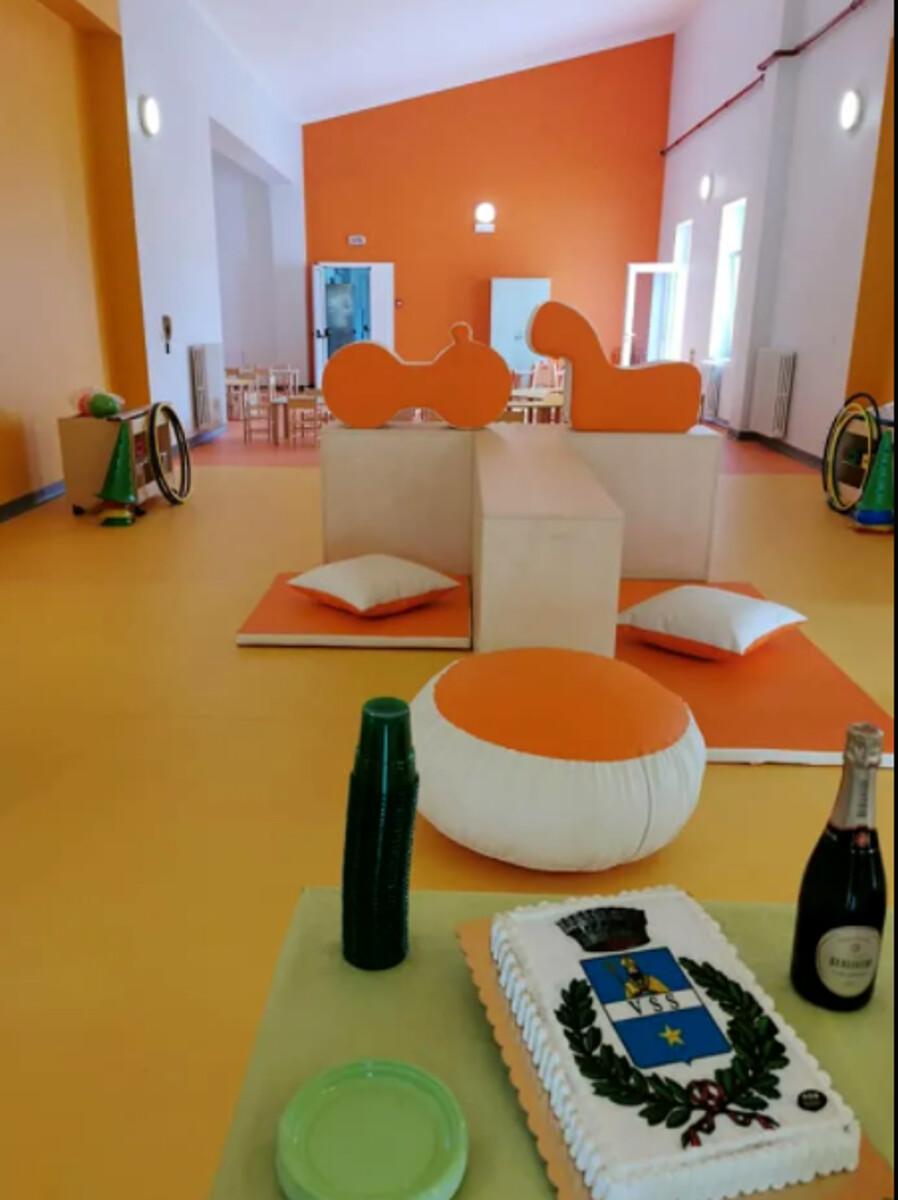 Ciorani di San Severino: ancora chiuso l'asilo inaugurato a maggio, l'appello delle mamme