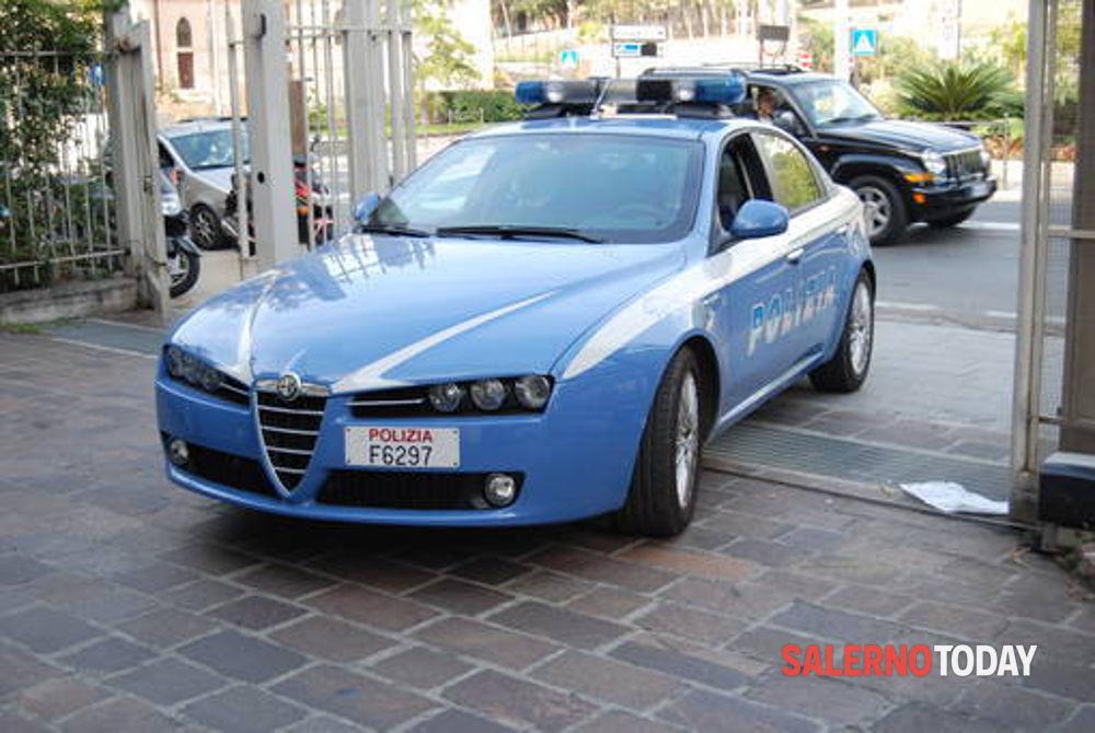 Sorpreso a spacciare vicino allo stadio Arechi: arrestato 26enne