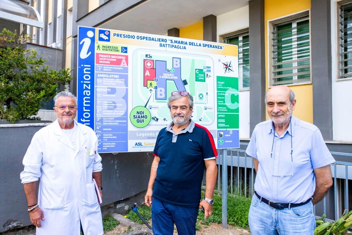 Banca Campania Centro dona kit per tamponi molecolari rapid all'ospedale