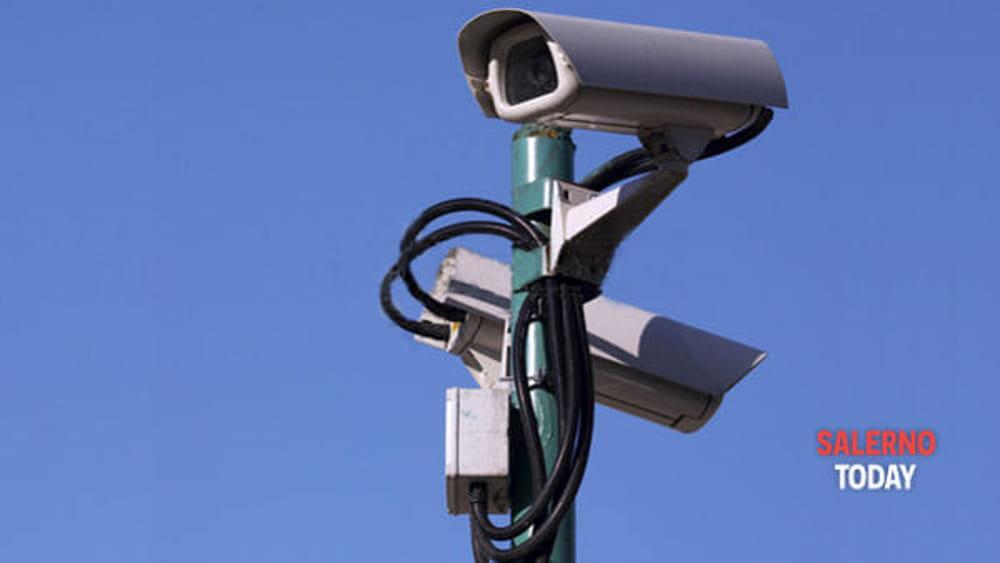 Battipaglia, installato il nuovo sistema di videosorveglianza nella zona industriale