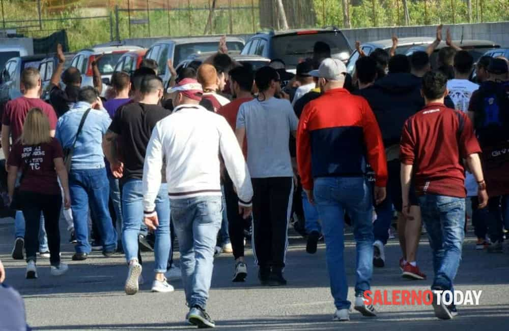 Festa per Ribéry, pugni davanti alla tribuna centrale: due tifosi fermati