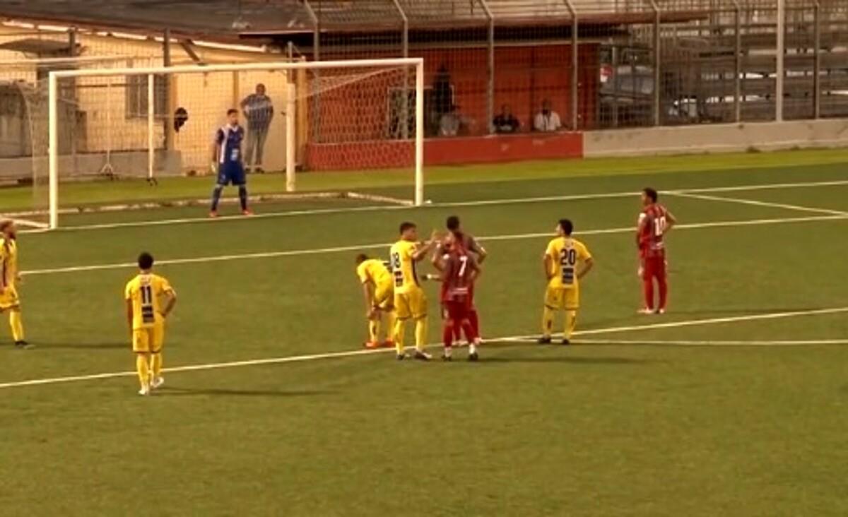 L'Angri vince all'esordio in Coppa Italia per 2-0