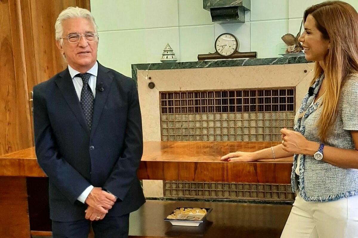 """Cultura e patrimonio, la città di Salerno nel progetto Rai """"Vasari"""""""