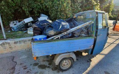 Discarica abusiva a Cava de' Tirreni: scatta sequestro e denuncia