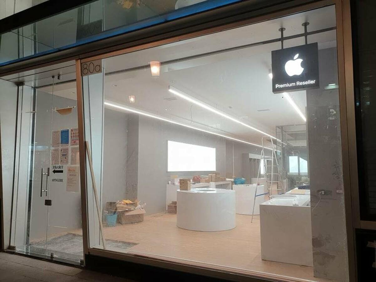 Curiosità, la Apple approda sul Corso Vittorio Emanuele